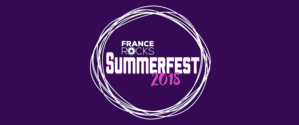 france rocks summerfest 2018