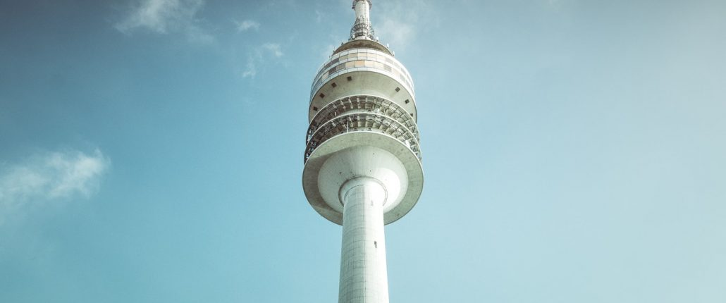 Radio - Munich Communication Tower Olympiaturm
